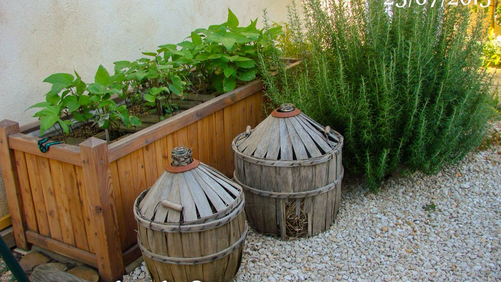 Bac Mélèze Cabanon - DZprod Jardin - 25 juillet 2015