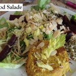 DZprod Salade et flan de carottes au cumin