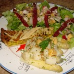 Salade appia aux asperges 17-04-2015