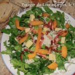 Salade d'épinard - 17 février 2016