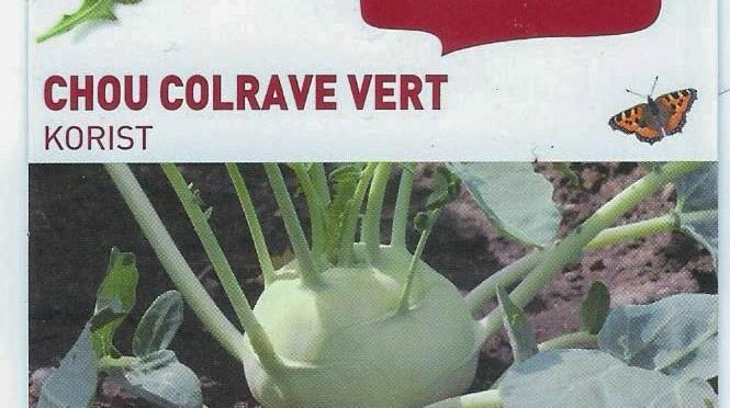 Chou Colrave Vert