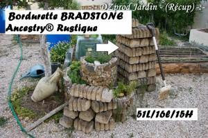 Bordure BRADSTONE - DZprod Récup - 15 juin 2016