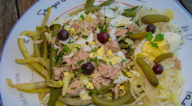 Comment cuire les haricots pour une salade de haricot