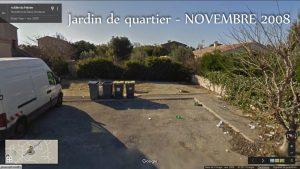 Jardin de quartier -Novembre 2008 - DZprod Jardin