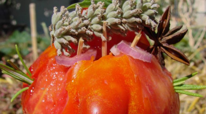 Mister Tomato Head