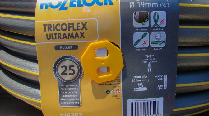 Tuyau Tricoflex HOZELOCK