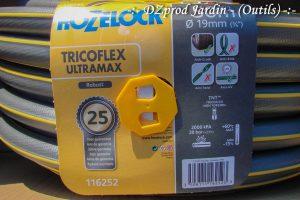 Emballage Tuyau HOZELOCK Tricolflex - DZprod Jardin - 08 décembre 2016