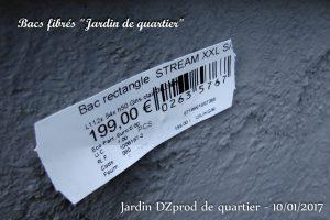 Bac fibré - DZprod jardin de Quartier 10 janvier 2017
