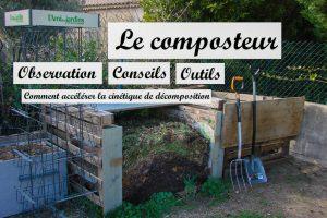 Composteur de quartier - observation - conseils -outils - 16-02-2017