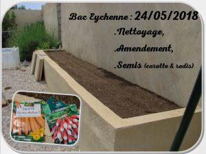 Bac eychenne au 24-05-2018 - dzprod Jardin