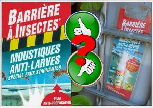 Barrière anti-larves - COMPO France SAS