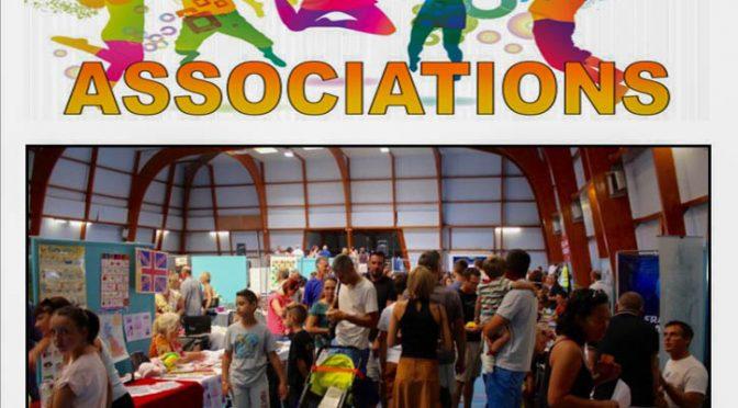 Forum des associations – Rochefort du Gard – 09 septembre 2017