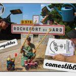 Les incroyables comestibles de Rochefort du Gard 30650 - (montage photo pour le référencement) - A