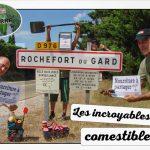 Les incroyables comestibles de Rochefort du Gard 30650 - (montage photo pour le référencement) - D