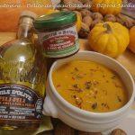 Soupe potimarron pomme de terre et crême coco - recette dzprod jardin